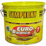Акрилатная матовая краска Symphony Euro-Balance 7