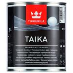 Лазурь Tikkurila Taika (серебро)