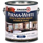 Краска интерьерная для стен Zinsser Perma-White Satin Interior Paint