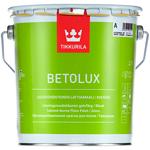 Краска для пола Tikkurila Betolux