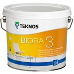 Краска для потолков Teknos Biora 3