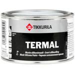 Термостойкая черная эмаль Tikkurila Termal