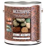 Краска с эффектом натурального камня Multispec Stone Accents