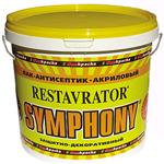Лак антисептик шелковисто-матовый Symphony Restavrator
