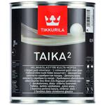 Перламутровая двухцветная лазурь Tikkurila Taika 2