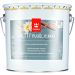 Масло для террас Tikkurila Valtti Puuoljy Akva