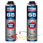 Профессиональная монтажная пена Tytan Professional 65