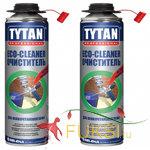 Очиститель монтажной пены Tytan Eco-Cleaner