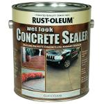 Пропитка с эффектом мокрого камня Wet Look Concrete Sealer