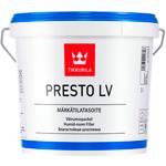 Шпатлевка влагостойкая Tikkurila Presto LV