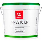 Шпатлевка влагостойкая Tikkurila Presto LF
