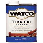 Тиковое масло для дерева Watco Teak Oil