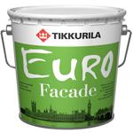 Фасадная краска Tikkurila Euro Facade