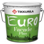 Фасадная краска Tikkurila Euro Facade Plus