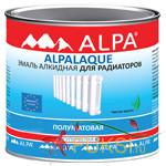 Эмаль для радиаторов Alpalaque