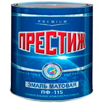Эмаль универсальная ПФ–115 Престиж