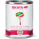 Масло для интерьера белое Biofa 8510 Color-Oil For Indoors