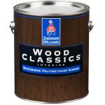 Полиуретановый акриловый лак Wood Classics Waterborne Polyurethane Varnish Sherwin-Williams