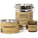 Лоскутный воск для дерева Kreidezeit Lappenwachs