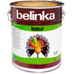 Декоративное лазурное покрытие для древесины Belinka Lasur
