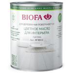 Масло для интерьера белое укрывистое Biofa 8511 Color-Oil For Indoors