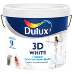 Интерьерная краска Dulux 3D White