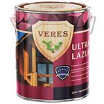 Пропитка для дерева Veres Ultra Lazura