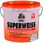 Водно-дисперсионная краска Dufa Superweiss Plus