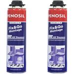 Строительно монтажный клей Penosil Fix Go Montage