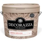 Decorazza Cera Decor лессирующий матовый состав для фактурных покрытий на основе воска