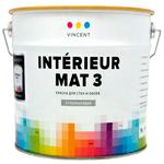 Интерьерная краска Vincent Interieur Mat 3