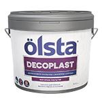 """Декоративное покрытие с эффектом """"Короед"""" Olsta Decoplast"""