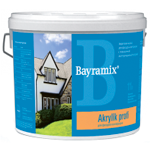 Фасадная краска Bayramix Akrylik Profi