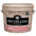 Decorazza Rustic фактурный декоративный материал с эффектом грубо обработанного камня