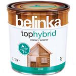 Лазурное покрытие для древесины Belinka Tophybrid