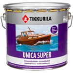 Лак яхтный глянцевый Tikkurila Unica Super (Тиккурила Уника Супер)