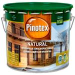 Прозрачная пропитка для древа Pinotex Natural