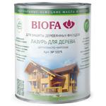 Лазурь для дерева Biofa 1075