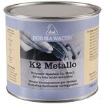Шпаклевка двухкомпонентная для металла K2 Metallo Borma Wachs