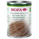 Цветное масло для интерьера Biofa 8500 Color-Oil For Indoors