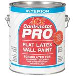 Интерьерная краска для стен Contractor Pro Flat Interior Wall Paint