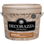 Decorazza Murales покрытие с эффектом акварельных переходов