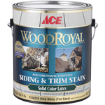 Латексная пропитка для дерева Wood Royal House Trim Latex Solid Stain