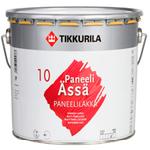 Лак акриловый матовый Tikkurila Paneeli Assa 10 (Тиккурила Панели Ясся 10)