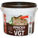 Матовая фасадная краска VGT