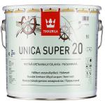 Лак яхтный Tikkurila Unica Super (полуматовый)