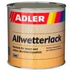 Adler Allwetterlack лак на основе синтетических смол