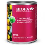 Грунтовка шеллак на водной основе Biofa 5005