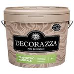Decorazza Travertino naturale натуральная известковая штукатурка