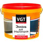 Эмаль для радиаторов отопления акриловая ВГТ